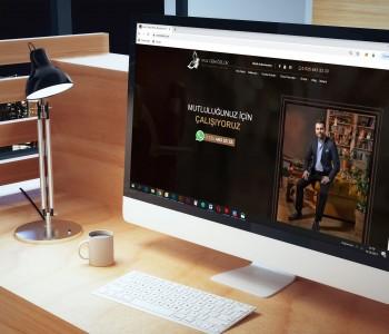 Cem Özlük Web Sayfası