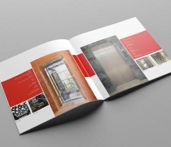Yunas Asansör Katalog Çalışması