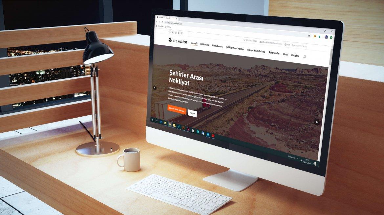 Efe Evden Eve Nakliyat Web Sayfası